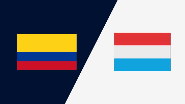 Colombia vs. Luxembourg (2018 FIL World Lacrosse Championships)