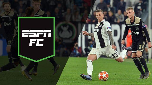 Tue, 4/16 - ESPN FC: Ajax, Juve tangle in Turin
