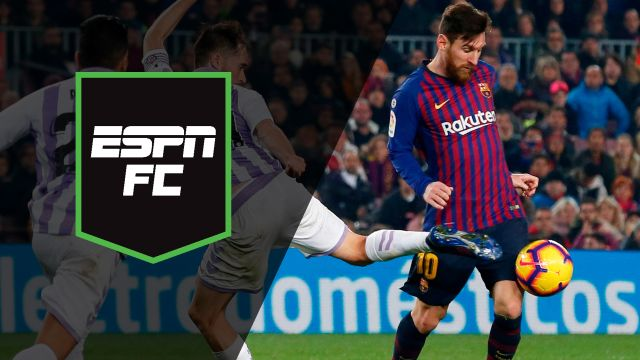 Sat, 2/16 - ESPN FC: Barca on upset alert?