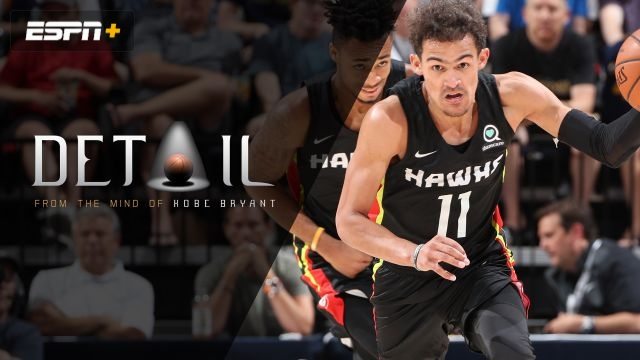 NBA Summer League with Trae Young
