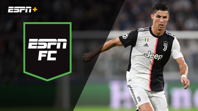 Tue, 10/22 - ESPN FC: UCL takes the stage again
