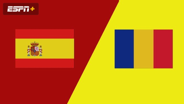 Spain vs. Romania