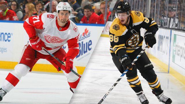 Detroit Red Wings vs. Boston Bruins