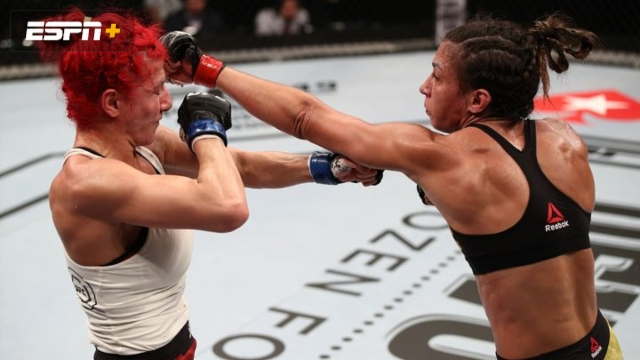 Amanda Ribas vs. Randa Markos (UFC Fight Night: Lee vs. Oliveira)