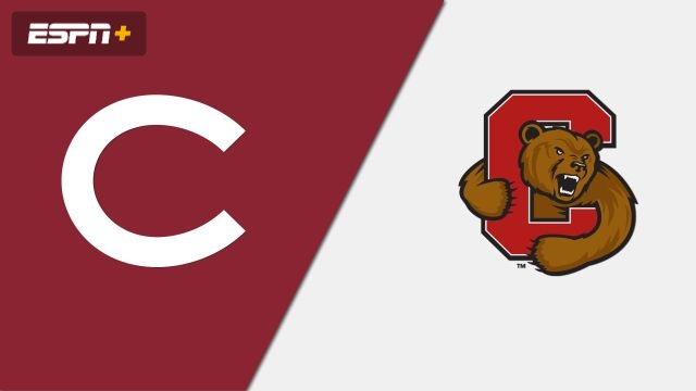 Colgate vs. #4 Cornell (W Hockey)