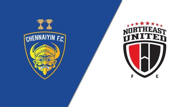 Chennaiyin FC vs. NorthEast United FC (Indian Super League)