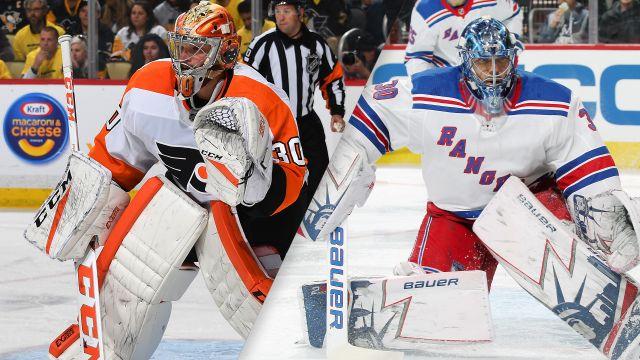 Philadelphia Flyers vs. New York Rangers