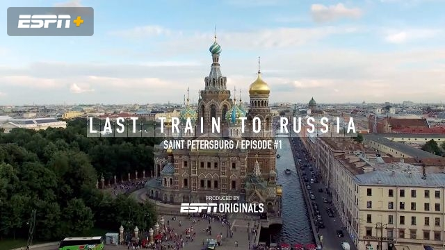 Saint Petersburg (Ep. 1 of 12)