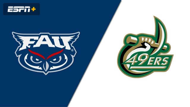 Florida Atlantic vs. Charlotte (M Basketball)