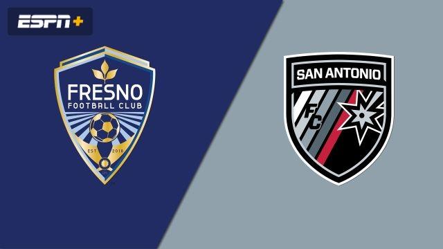 Fresno FC vs. San Antonio FC (USL Championship)