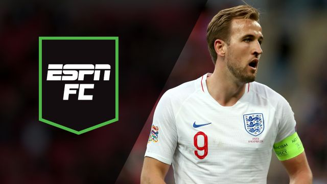 Sun, 11/18 - ESPN FC: England takes on Croatia