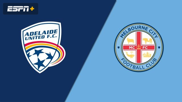 Adelaide United vs. Melbourne City FC (Final) (FFA Cup)