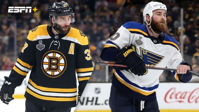 Boston Bruins vs. St. Louis Blues (Game #6)
