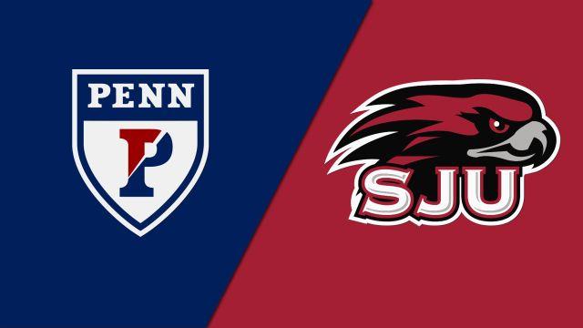 Pennsylvania vs. Saint Joseph's (Softball)