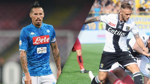 Napoli vs. Parma (Serie A)