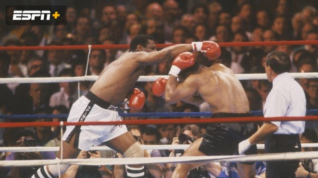 Tyson vs Spinks