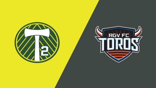 Portland Timbers 2 vs. Rio Grande Valley FC