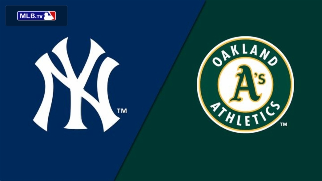New York Yankees vs. Oakland Athletics