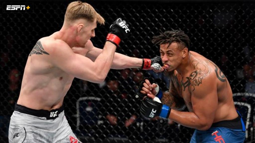 UFC Fight Night: Zabit vs. Kattar (Main Card)