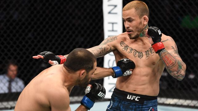 In Spanish - UFC Fight Night: Thompson vs. Pettis (Prelims)