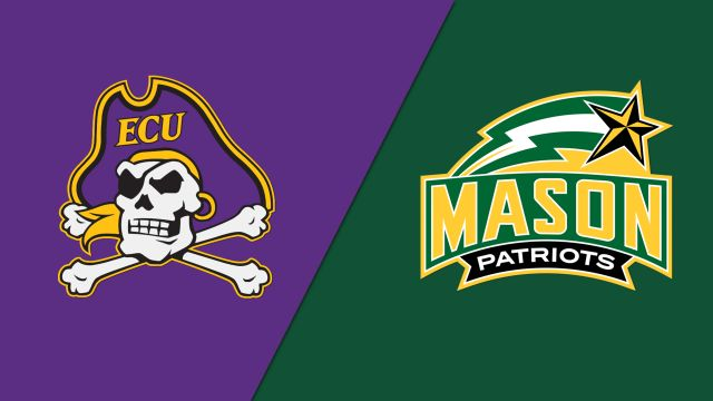 East Carolina vs. George Mason (Softball)