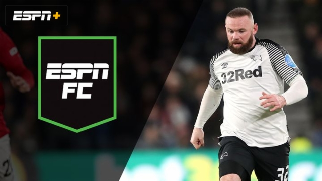 Thu, 3/5 - ESPN FC: Rooney faces former team