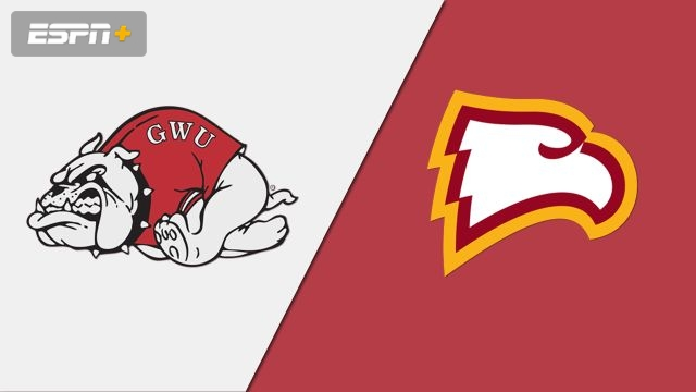 Gardner-Webb vs. Winthrop (W Volleyball)