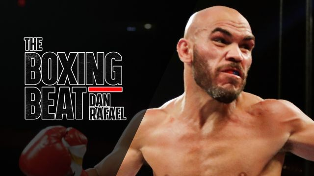 Tue, 8/21 - The Boxing Beat with Dan Rafael