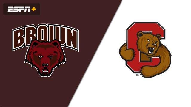 Brown vs. #3 Cornell (W Hockey)