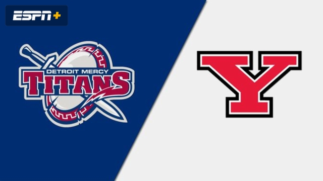 Detroit Mercy vs. Youngstown State (W Basketball)