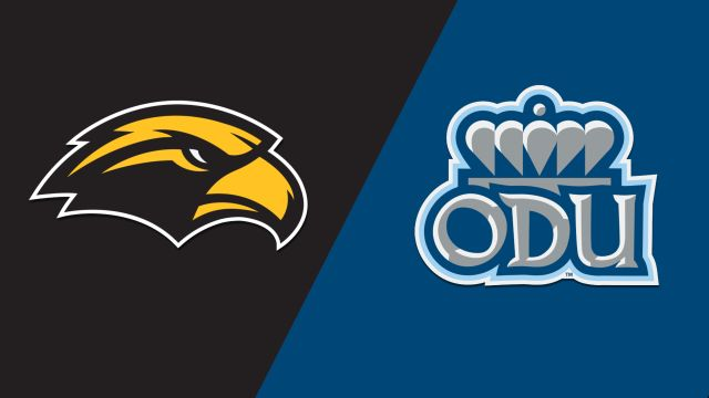Southern Miss vs. Old Dominion (M Basketball)