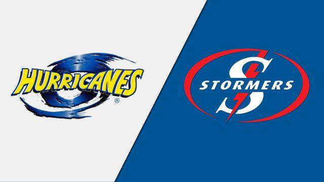 Hurricanes vs. Stormers