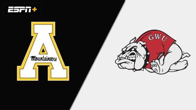Appalachian State vs. Gardner-Webb (Baseball)