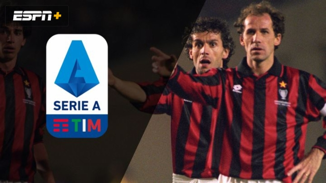 Fri, 03/27 Serie A Magazine: Baresi's storied career