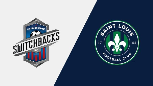 Colorado Springs Switchbacks FC vs. Saint Louis FC