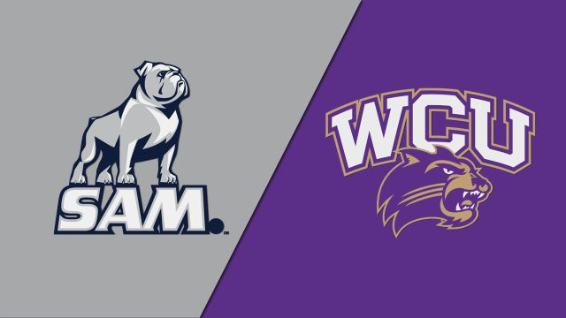 Samford vs. Western Carolina (W Basketball)