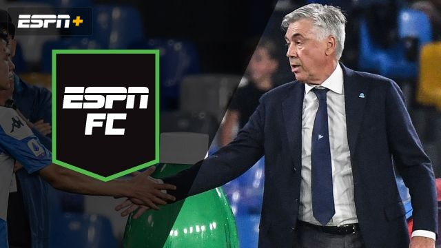 Fri, 12/13 - ESPN FC: Is Ancelotti Arsenal bound?
