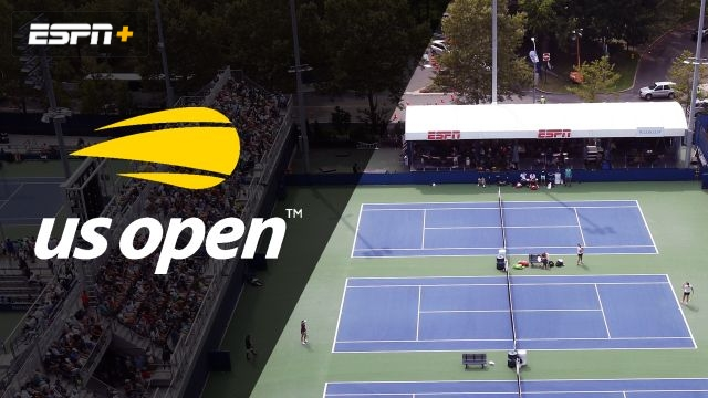 US Open Qualifying Court 6 (First Round)