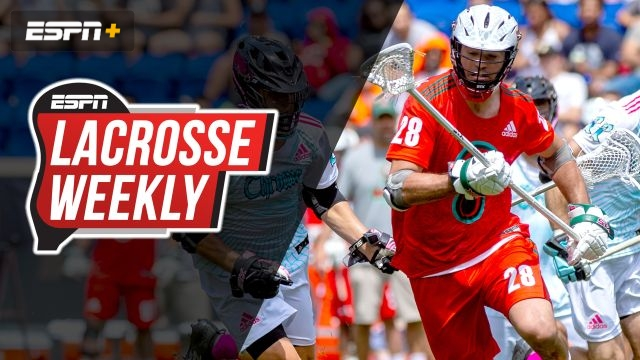 Tue, 6/11 - Lacrosse Weekly: Young stars shine in PLL