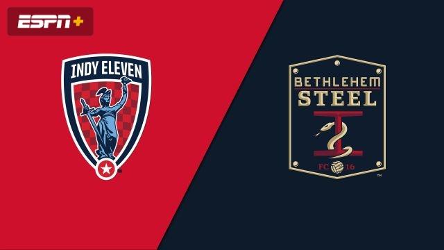 Indy Eleven vs. Bethlehem Steel FC (USL Championship)