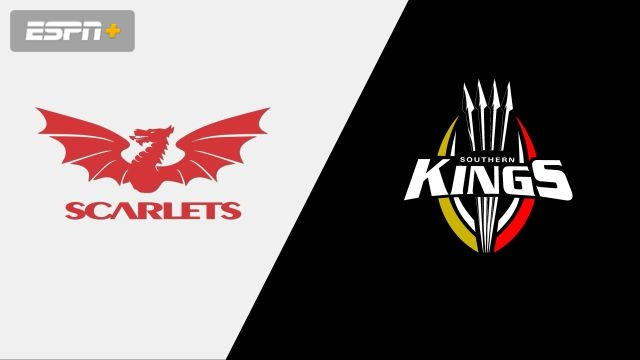 Scarlets vs. Southern Kings (Guinness PRO14 Rugby)