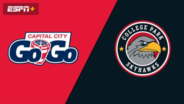 Capital City Go-Go vs. College Park SkyHawks