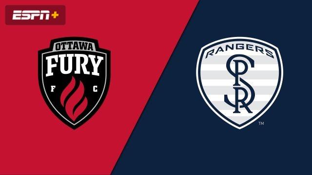 Ottawa Fury FC vs. Swope Park Rangers (USL Championship)