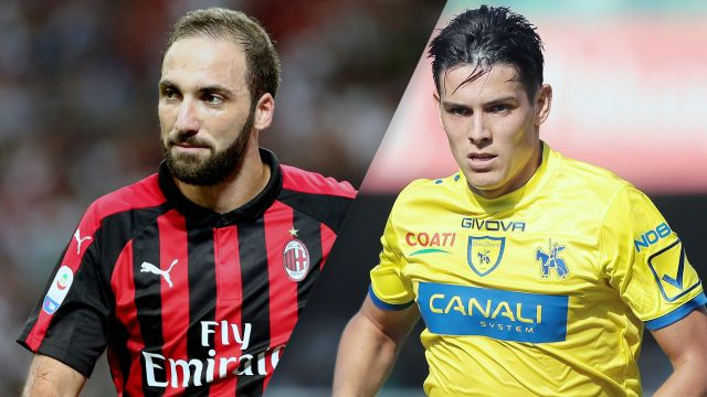 AC Milan vs. Chievo (Serie A)