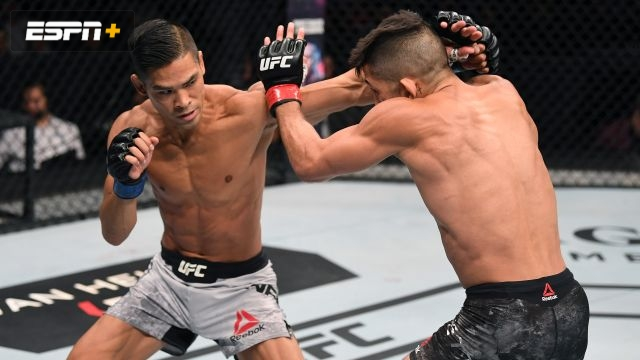 Sergio Pettis vs. Tyson Nam (UFC Fight Night)
