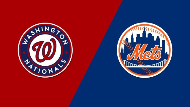 Washington Nationals vs. New York Mets