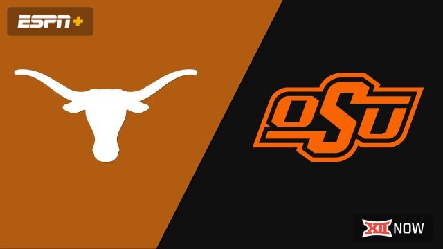 Texas vs. Oklahoma State (M Basketball)