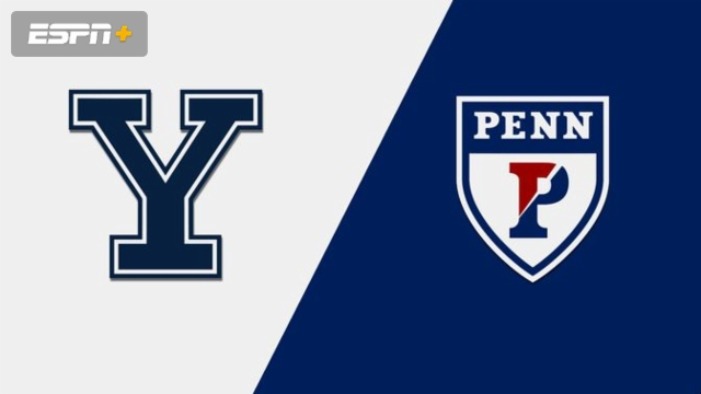 Yale vs. Pennsylvania (M Basketball)