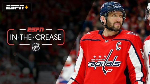 Sat, 11/16 - In the Crease: Can Caps extend point streak?