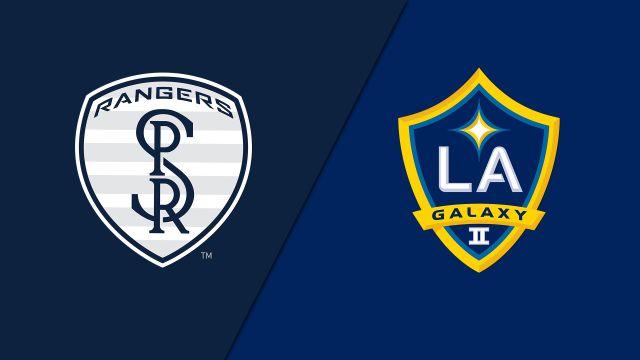 Swope Park Rangers vs. LA Galaxy II (United Soccer League)